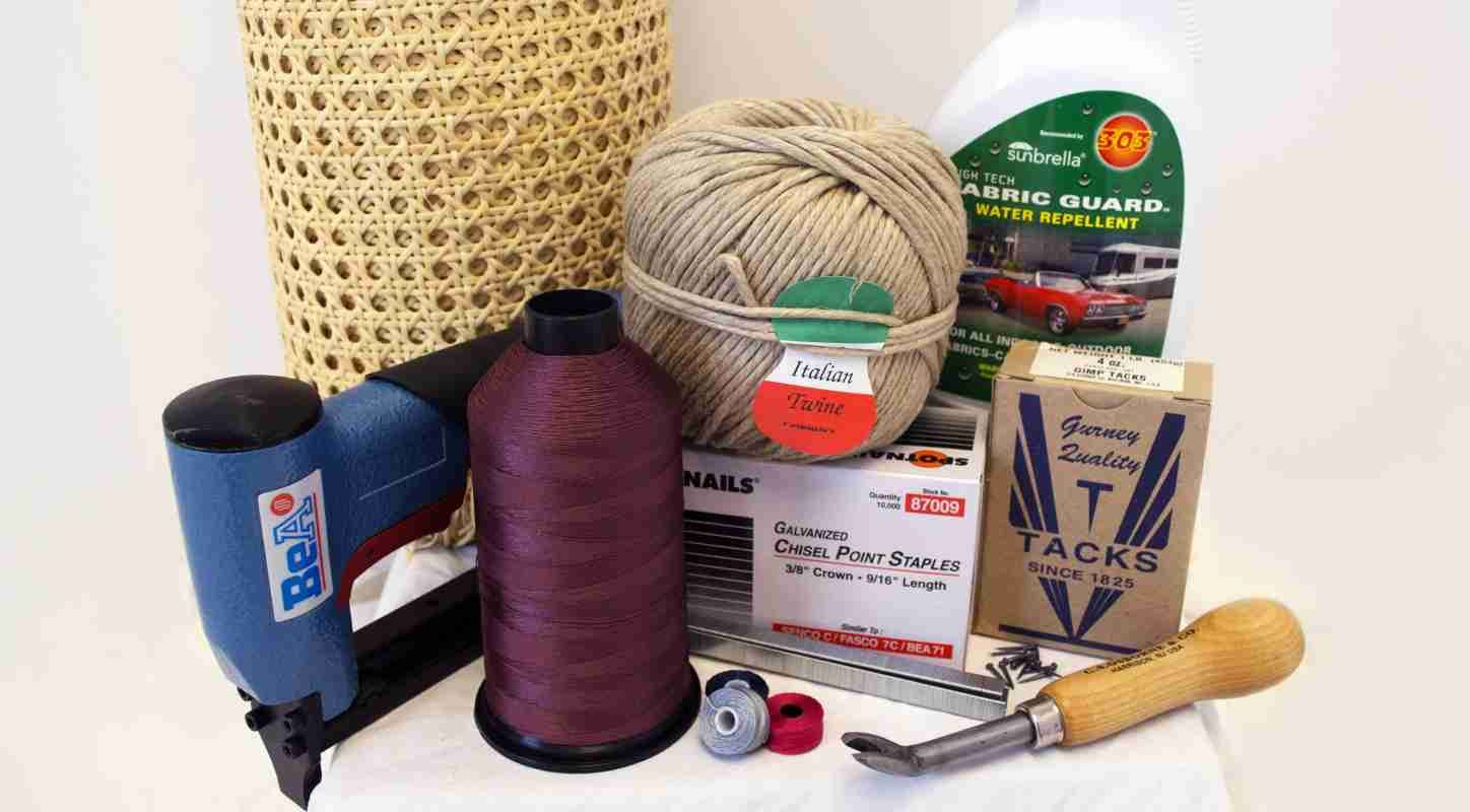 Browse our Upholstery Supplies and Accessories